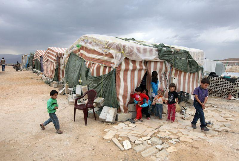 Syria kidsHSM